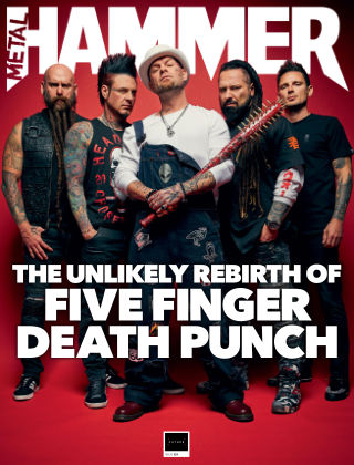 Metal Hammer Issue 329