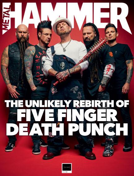 Metal Hammer November 07, 2019 00:00