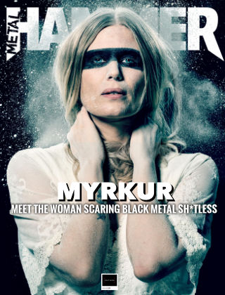 Metal Hammer Issue 331