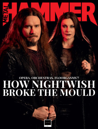 Metal Hammer Issue 333