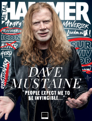 Metal Hammer Issue 334