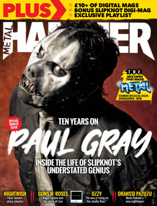 Metal Hammer Issue 336