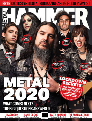 Metal Hammer Issue 338