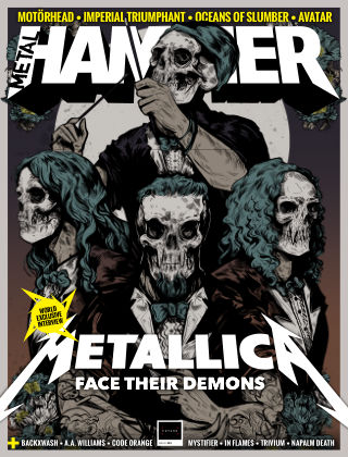 Metal Hammer Issue 339