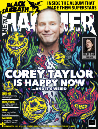 Metal Hammer Issue 340