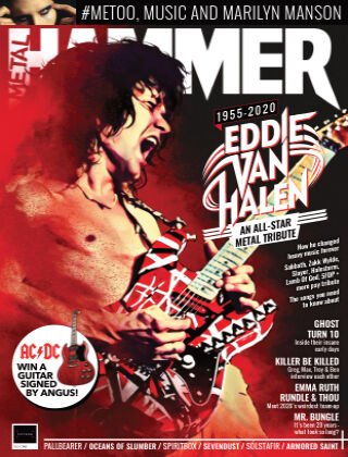 Metal Hammer Issue 342