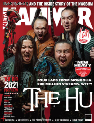 Metal Hammer Issue 344