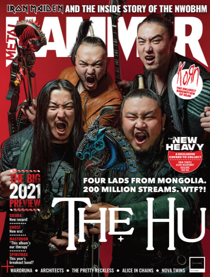 Metal Hammer January 07, 2021 00:00