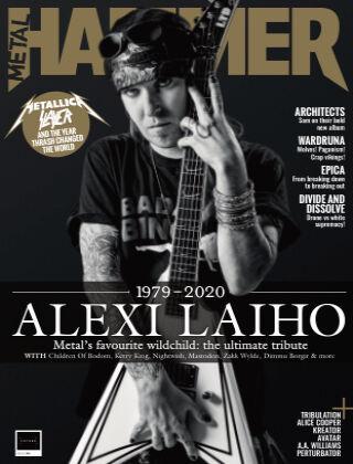 Metal Hammer Issue 345