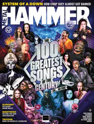 Metal Hammer Issue 346