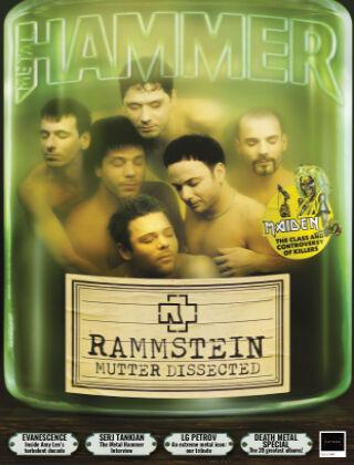 Metal Hammer May 2021