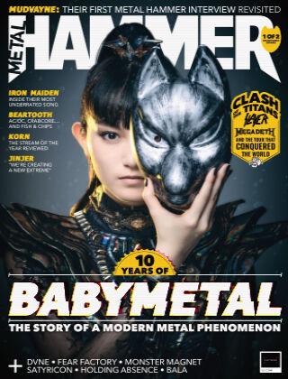 Metal Hammer July