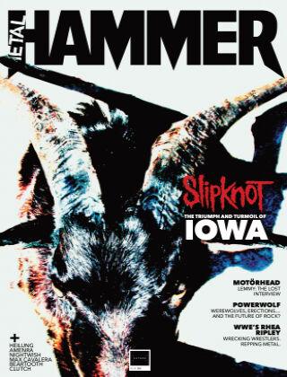 Metal Hammer Aug