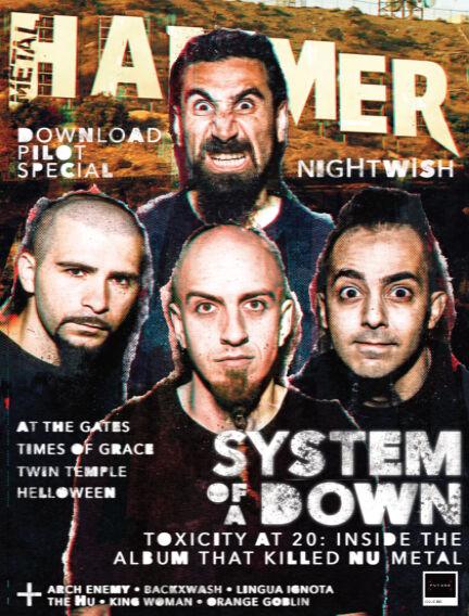 Metal Hammer July 22, 2021 00:00