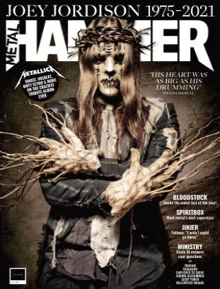 Metal Hammer October 2021