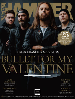 Metal Hammer Nov