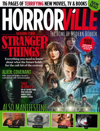 Horrorville Issue 4 2017
