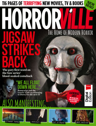 Horrorville Issue 5 2017