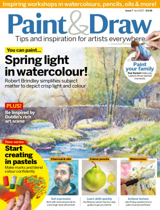 Paint & Draw April 2017