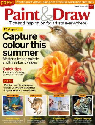 Paint & Draw August 2017