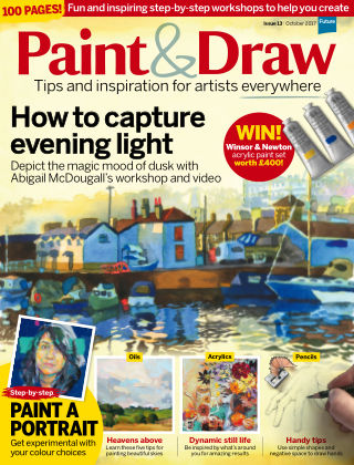 Paint & Draw October 2017