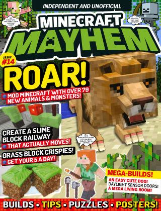 Minecraft Mayhem Issue 14