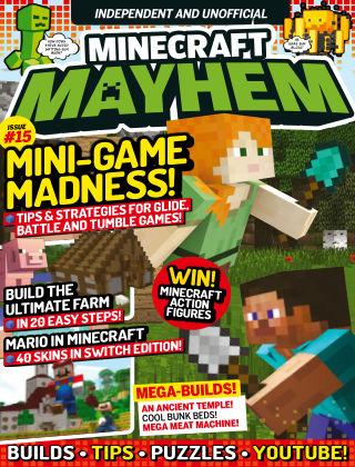 Minecraft Mayhem Issue 15