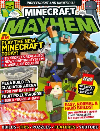 Minecraft Mayhem Issue 16 2017