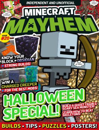 Minecraft Mayhem Issue 20 2017