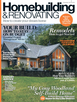 Homebuilding & Renovating December 2017