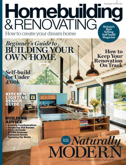 Homebuilding & Renovating October 25, 2017 00:00