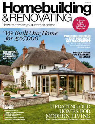 Homebuilding & Renovating April 2018