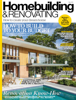 Homebuilding & Renovating May 2018