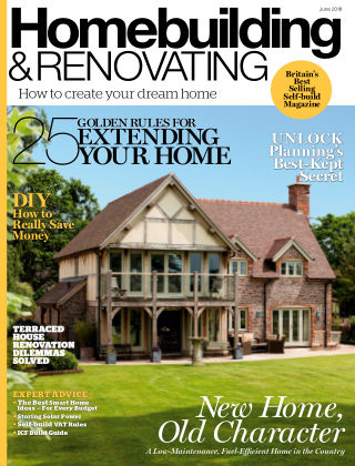 Homebuilding & Renovating June 2018