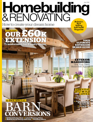Homebuilding & Renovating July 2018