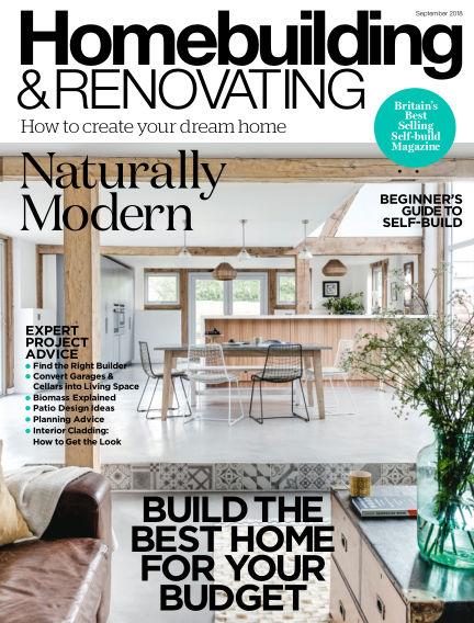 Homebuilding & Renovating July 26, 2018 00:00