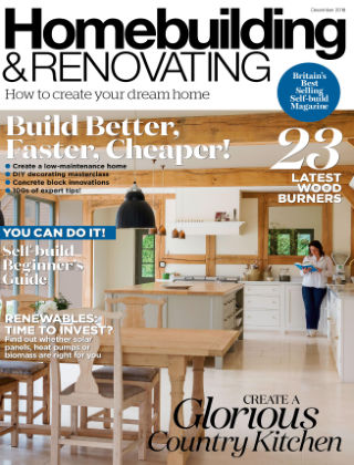 Homebuilding & Renovating Dec 2018