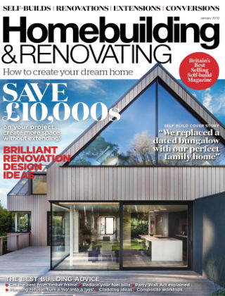 Homebuilding & Renovating Jan 2019