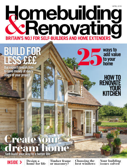 Homebuilding & Renovating February 28, 2019 00:00