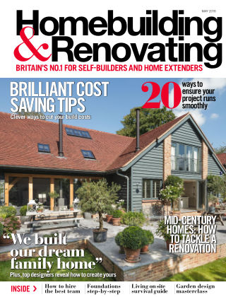 Homebuilding & Renovating May 2019
