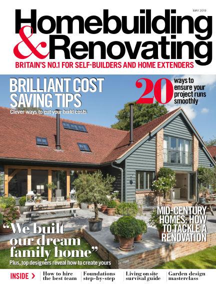 Homebuilding & Renovating March 28, 2019 00:00