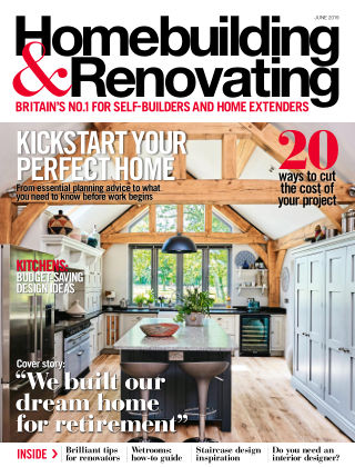 Homebuilding & Renovating Jun 2019