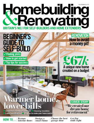 Homebuilding & Renovating Nov 2019