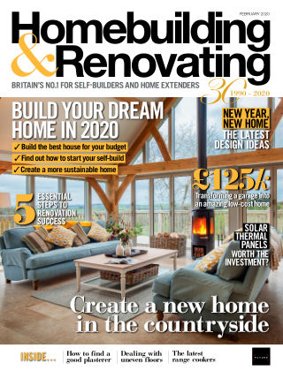 Homebuilding & Renovating Feb 2020