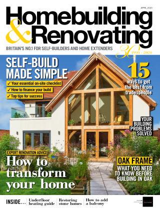 Homebuilding & Renovating Apr 2020