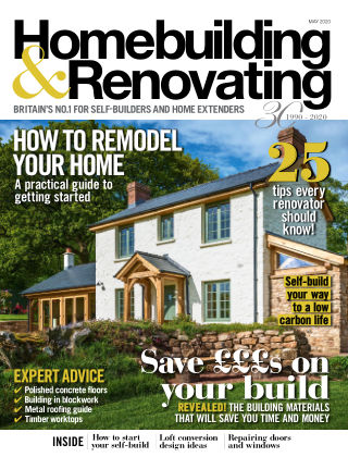 Homebuilding & Renovating May 2020