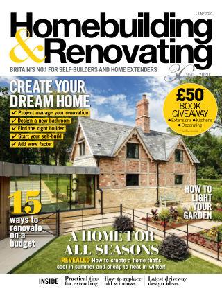 Homebuilding & Renovating Jun 2020