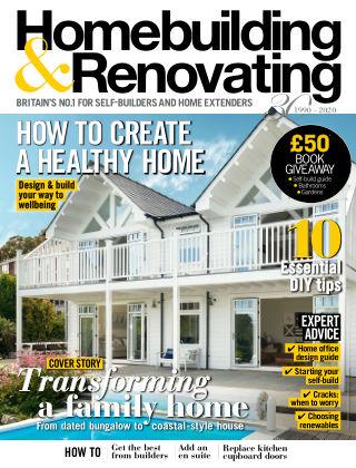Homebuilding & Renovating July 2020