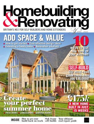 Homebuilding & Renovating August 2020