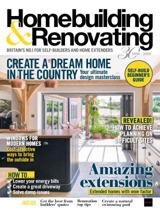 Homebuilding & Renovating September 2020